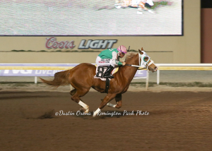 WF Turnpike Candy Co-Fastest Qualifier Oklahoma Paint and Appaloosa Futurity Trial