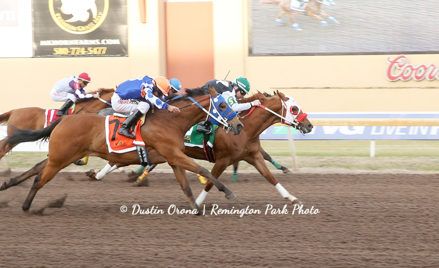 Best of You wins 5th straight Laico Bird Stakes at Remington Park