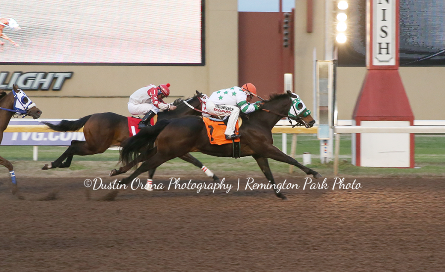 Eye Work For You Remington Park Futurity Trial