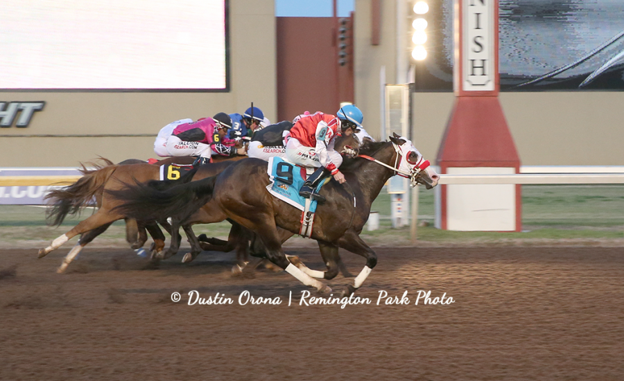 Facing The Fire 2020 Remington Park Juvenile Winner