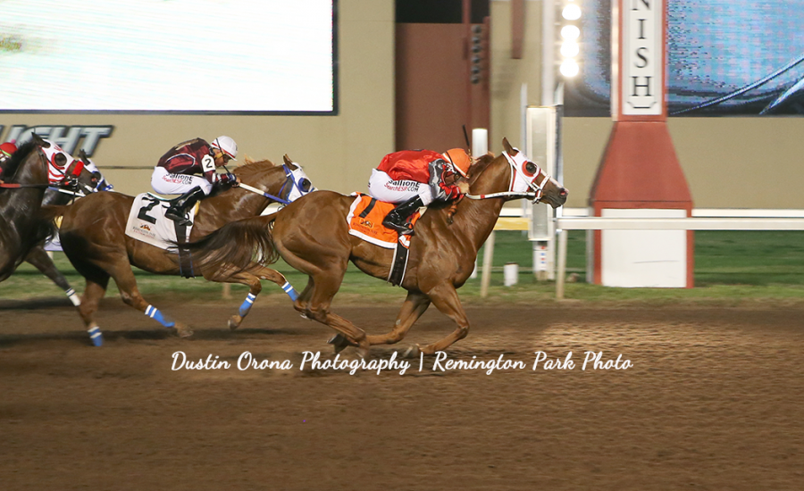 Dexter Winner Leo Stakes Remington Park