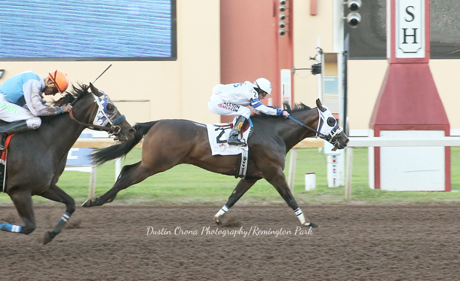 Let There Be Sound Remington Park Distance Championship